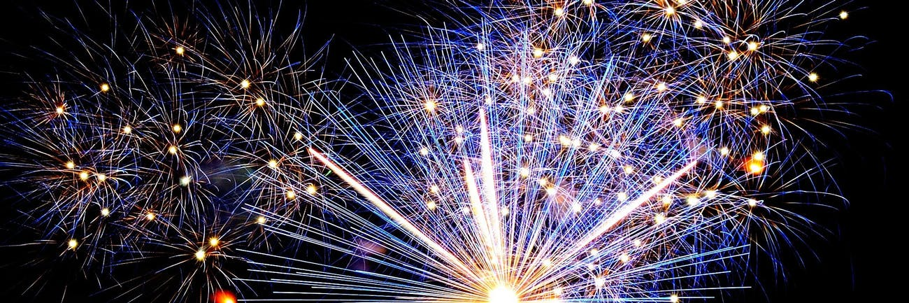Robots Could Set Off Fireworks Next Year, Says Firework Designer