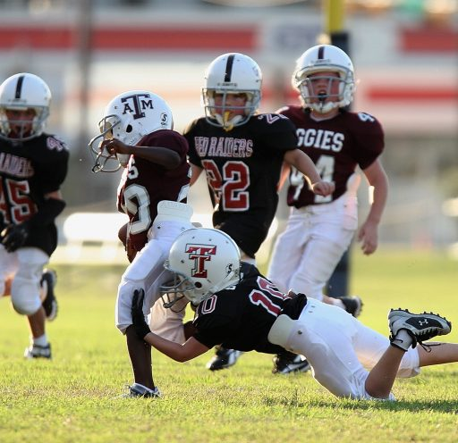 A Head Start on Predicting Concussion Symptoms in Kids